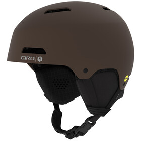 Giro Ledge MIPS Casco para la nieve, brown wolfgang